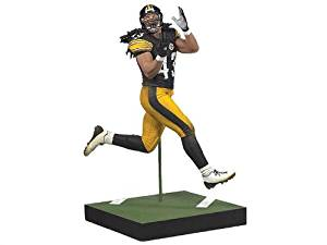 Mcfarlane Toys Nfl Sports Picks Series 21 Troy Polamalu