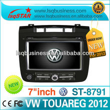 Car stereo for vw Touareg 2012 with smart TV/MP4/car DVD player/canbus/GPS navigation,ST-8791