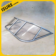 boat windscreen /marine boat windshield ,ISURE MARINE