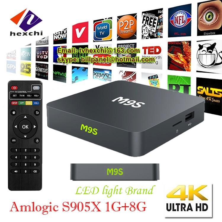 Google Tv Box M9s Wireless Keyboard For Android Tv Box M9s Digital Tv  Converter Box Wifi M9s - Buy Google Tv Box M9s,Wireless Keyboard For  Android Tv