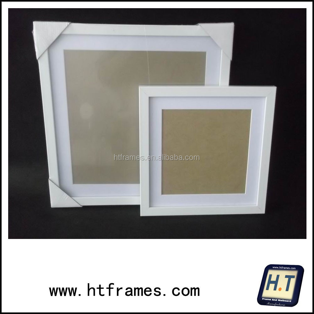 White Gallery Photo Frames 10x10 14x14 - Buy Gallery Photo Frames ...