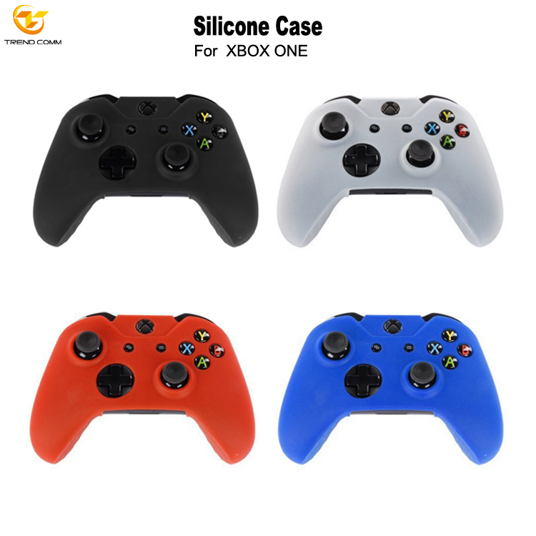 custom silicone products silicone case rubber cover for xbox one gamepad