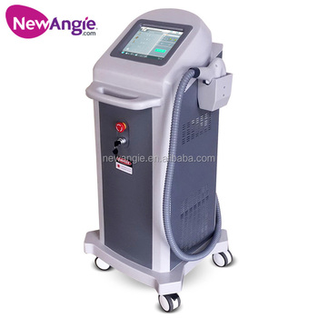 Vertical OEM depilation diode laser hair removal germany for permanent