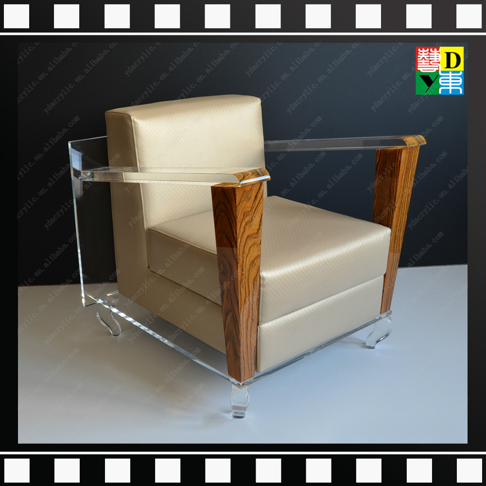 Baroque Acrylic Dining Chair Custom Design Top Quality Acrylic ...