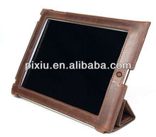China Factory Price Promotional Delicate Leather Case for Ipad