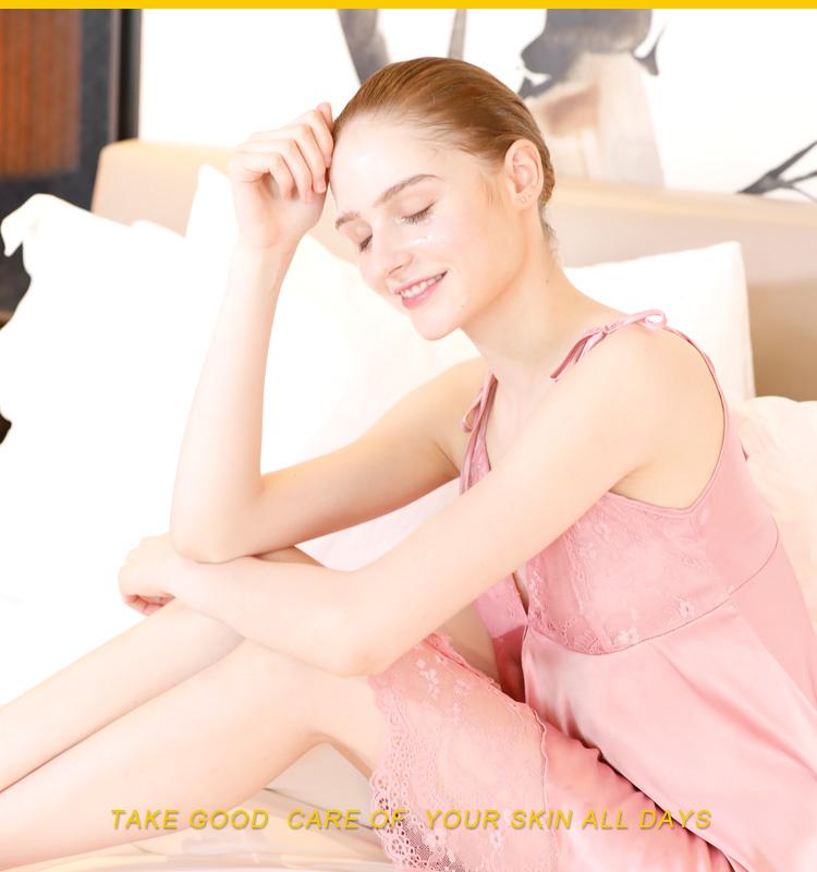 Private label face mask 24 K Gold collagen anti-aging facial sheet Mask Manufacturer