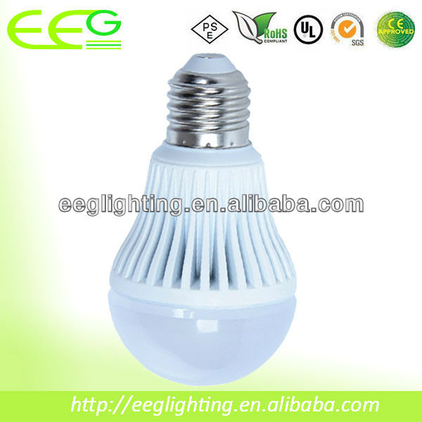 5.5w led bulb,3 years warranty, SMD,Dimmable, replacement 22Watt