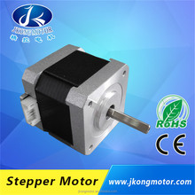 1.8 degree 2 phase NEMA17 42mm stepper motor high torque hot sles stepper motors for 3D printer JK42HS34-1334AC