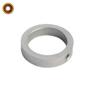 China cnc machined stainless steel turning parts locking ring