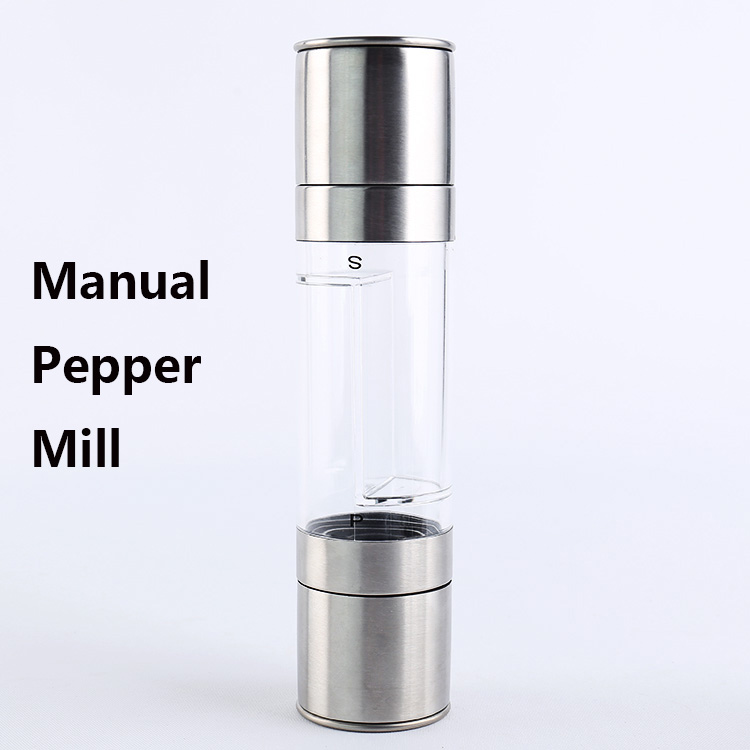Commerciële mini 248g pepermolen grinder mechanisme