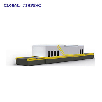 JFG0620 high quality flat glass tempering machine for tempered glass