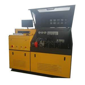 HEUI EUI EUP CR718 common rail injector diesel injection pump test bench  bank stand