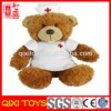 teddy bear plush nurse bear toy