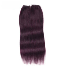 Piano Colors Flip in Halo hair extensions invisible Miracle Wire hair pieces