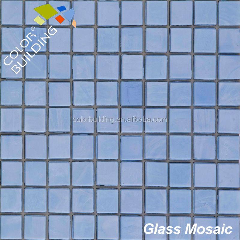 Badezimmer fliesen mosaik türkis  Lapis mosaik glasmosaik bad fliesen dunkle türkis badezimmer ...