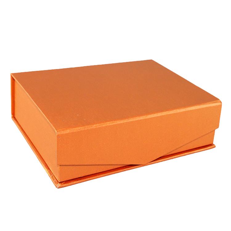 20 anos Fábrica Amostra Grátis Design Personalizado Impressão Magnética Dobrável Caixa de Presente de Papel de Luxo