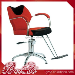 Wholesale Beauty Salon Equipment Barber Chair Footrest Used Vintage Barber Chair
