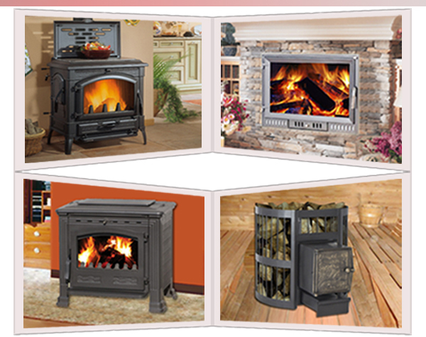 Cast Iron Fireplaces Type And Freestanding Installation