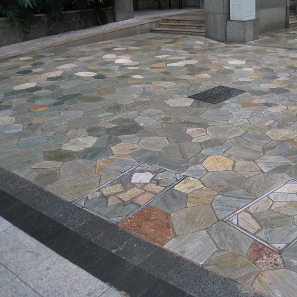 Natural Slate Landscape Cheap Patio Paver Stones For Sale