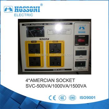 Hossoni,Lcd Display,Svc Type Voltage Regulator(stabilizer,Avr ...