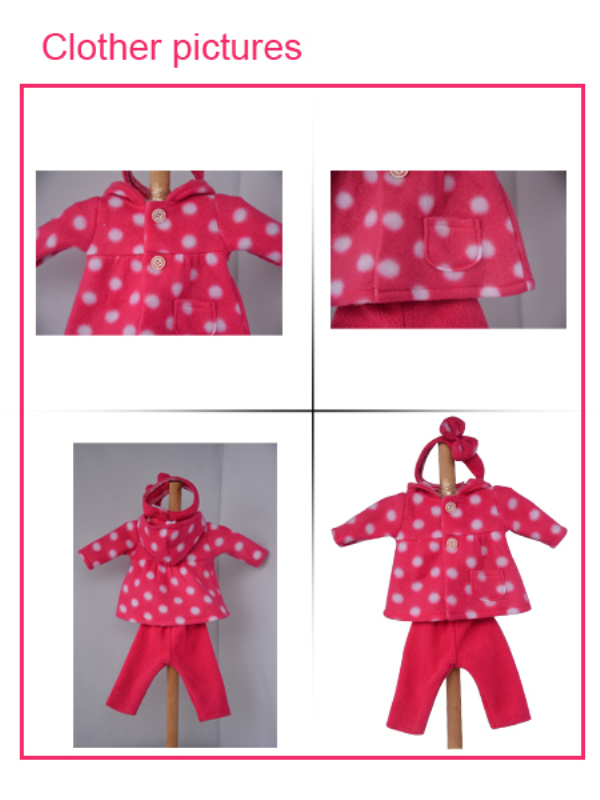 South Africa Doll Clothes Knitting Patterns Free Girls Dress