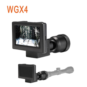 WGX4 Infrared DIY Night Vision Riflescope Video Cameras 6X zoom NV Scope 1080P Resolution Forest Surveillance Game Cameras