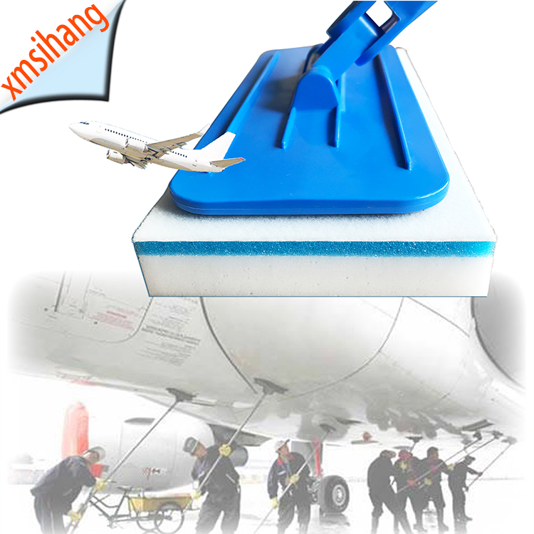 Aircraft cleaning brush wholesale high-tech foam sponge brush