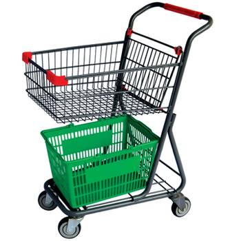 Steel Supermarket Shopping Trolley With Good Quality,Free Shopping Cart  Software,Ecommerce Shopping Cart Softwareecommerce Shopp - Buy Steel