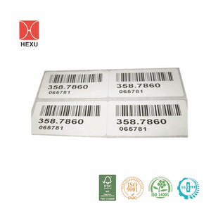 Price label/jewelry barcode labels logo stickers