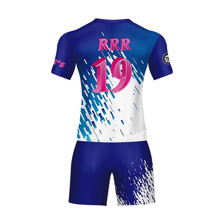 4b1084adb Wholesale Cheap Blank Men Jersey Set Sublimation Football Jersey Full Set  Club Team Soccer Uniforms Design From China