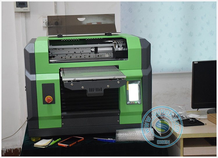 DSP-FB3350 eco solvent pangoo-jet uv flatbed printer a3 with economical price