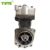 YUTE made truck parts air brake compressor with IAFT 16949