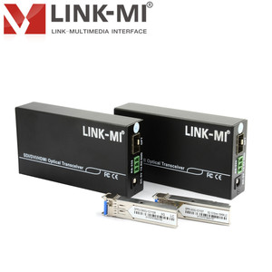 LM-DF02 DVI over Fiber Optic Extender 1080P external with audio 3.5mm transmission function Mini DVI LC 10KM