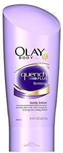 Olay Quench Plus Firming Body Lotion 8.4 Fl Oz