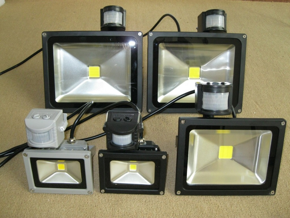 Waterproof Outdoor 50 Watt 12 Volt Led Flood Light With Motion ...