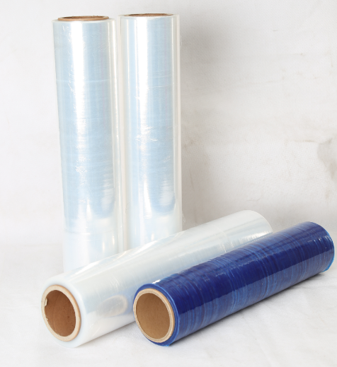 Lldpe Stretch Film/Wrapping Film Roll/Involucro di Plastica Rotolo