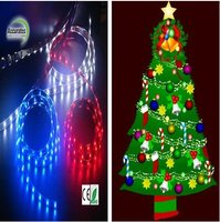 RGB 5050 SMD Flexible led Christmas festival decorative lights 2012