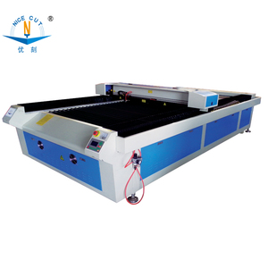 Jinan NC-C1325 CO2 Laser cutter for Crystal,acrylic,leather,wood,double-color plate with CE,ISO9001,FDA