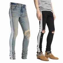 593b7c50ed Encuentre el mejor fabricante de jeans rotos para hombres y jeans rotos para  hombres para el mercado de hablantes de spanish en alibaba.com