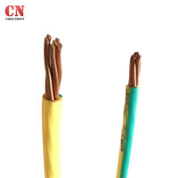 Electrical copper wire stranded PVC building cable wire 10mm price