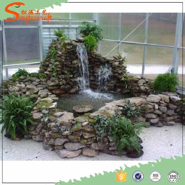 2018 Home Decoration Fountains And Artificial Waterfalls Prices