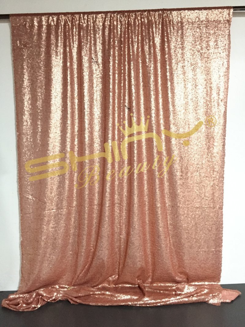 Buy Photobooth Background Best Choice 5ftx9ft Blush Sequin Photo