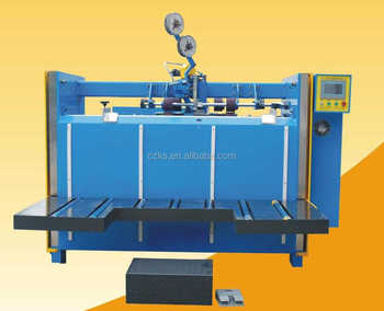 cheap price SDJ series semi-automatic nailingl box making machine