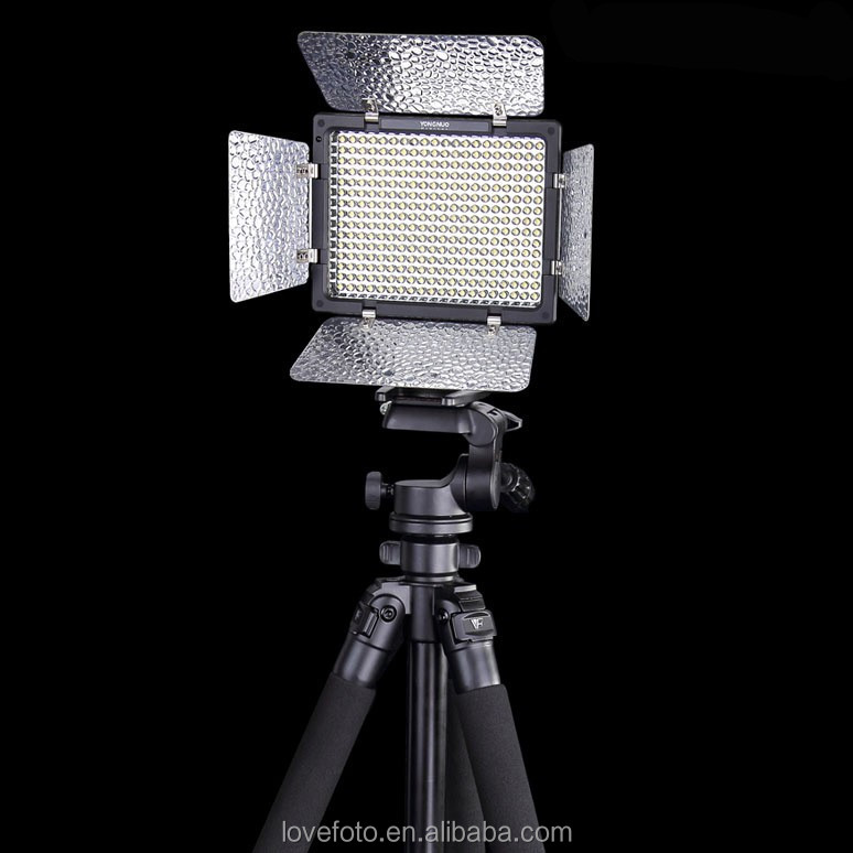 Yongnuo YN300 II YN-300 lI 3200k-5500K CRI95 Camera Photo LED Video Light