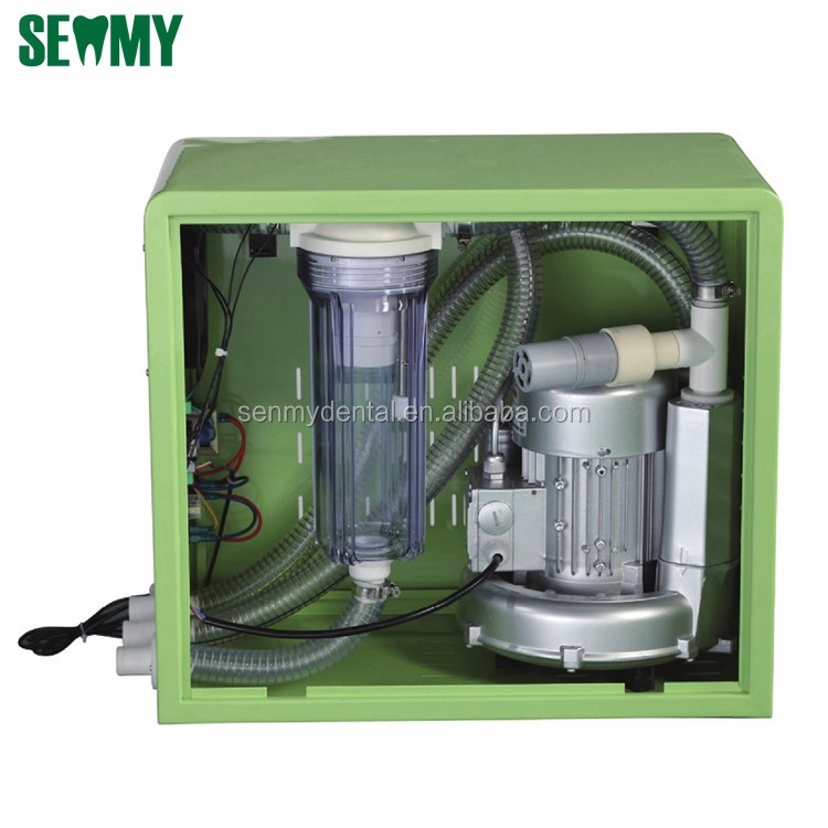 S401 Dental Suction Unit's Hose, Tip and Tube