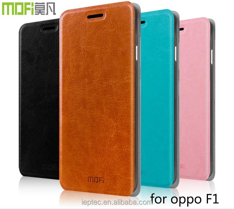 pretty nice a41b7 5ebc9 Mofi Original Celular Flip Cover Case For Oppo F1,Oppo A35 A35t,Mobile  Phone Leather Cover For Oppo F1 - Buy Flip Cover Case For Oppo F1,Oppo  F1,For ...