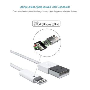 Original  MFI certified  cable for iphone 6s 5s 6 6plus/7/8/X