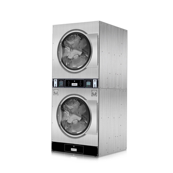 Coin Operated Laundromat Washing Machine And Dry Cleaner ...