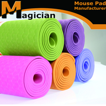 Sports products custom TPE yoga mat with private label