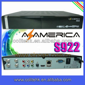 Azamerica S922 Mini Hd Function As Azbox Newgen Better Than Az America  S930a Vivo Box S926 Ku Band Receiver